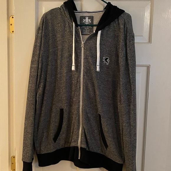 Express Other - Express men's zip up hoodie, size xl